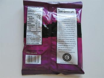 Gustaf's Dutch Licorice Cats, sweet & firm 150g - 5.29oz (1 Bag)