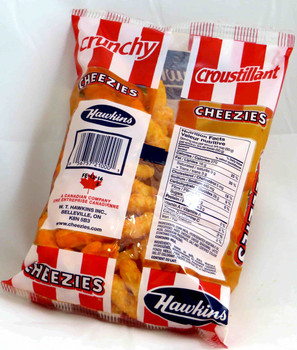 Hawkins Cheezies, 210g/7.4 oz., bag {Imported from Canada}