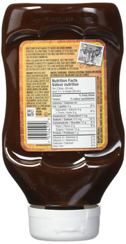 HEINZ BBQ Sauce, Sweet and Smoky Kansas City, 475ml, {Imported from Canada}