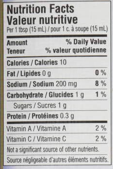 HEINZ Ketchup No Sugar Added, 1ct, 750ml, 25.36oz {Imported from Canada}