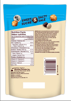 Hershey's Cookies 'n' Creme Snack Mix, 160g/5.6oz. (Imported from Canada)