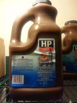 HP Original Steak Sauce, 3.7 Liters/3.9 Quarts {Imported from Canada}