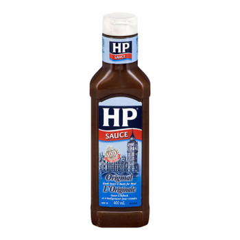 HP Sauce - Original 400ml/13.5 oz., {Imported from Canada}