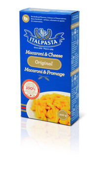 Italpasta Macaroni and Cheese, 200 Gram/7.1oz {Imported from Canada}
