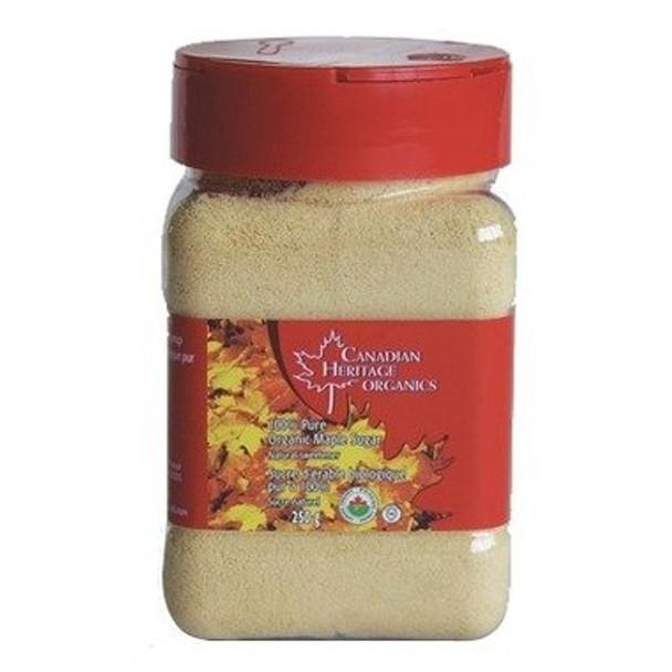 Canadian Heritage Organics 100% Pure Organic Maple Sugar 250g/8.8 oz. {Canadian}