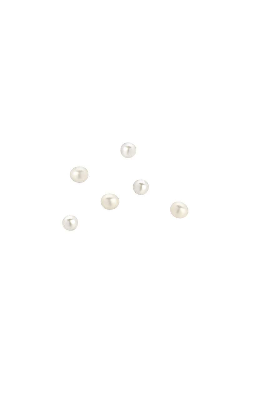 7 Loose Tiny Pearls for Locket