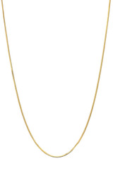14k Gold Snake Chain Necklace