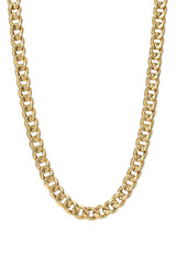 14K Large Miami Cuban Link Necklace