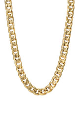 14K Extra Large Miami Cuban Link Necklace