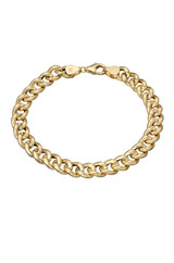 14k Gold Large Miami Cuban Bracelet