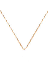14k. Gold Cable Link Chain Necklace