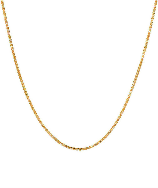 14k. Gold Rope Chain Necklace for Locket