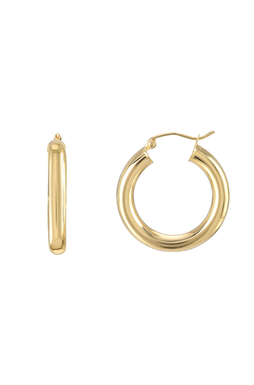Small brushed v 10k or 14k yellow solid gold Small polished arrows Small yellow solid gold chevron earrings