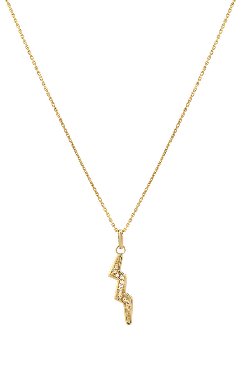 797768df997a1 Diamond lightning bolt necklace