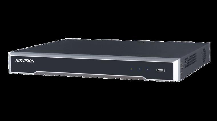 HIKVISION 4K UHD 8ch NVR DS-7608NI-K2/8P 8 POE PORTS CCTV