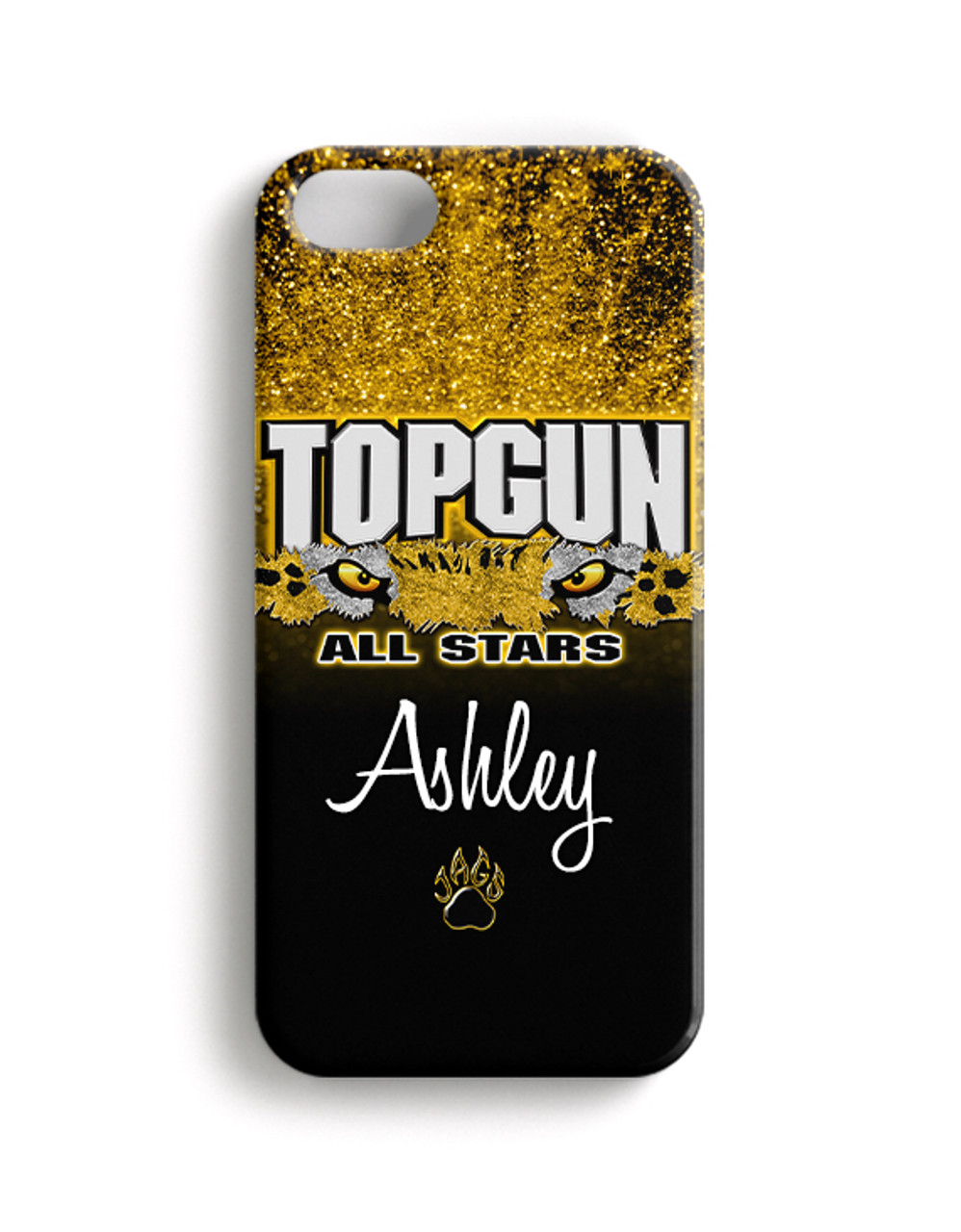 reputable site b063a ef6ff Top Gun All Stars Cheer v5 - Phone Case