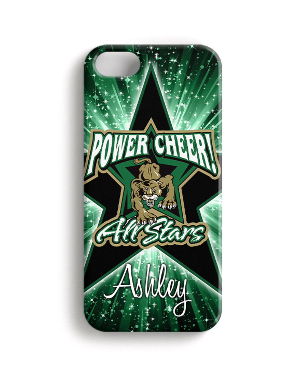 new product 004c6 b7efe Power Cheer Allstars Phone Cases