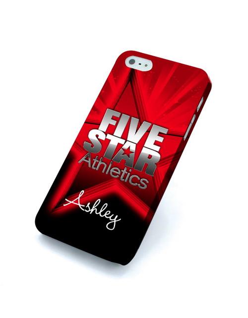 Five Star Athletics Phone Snap on Case