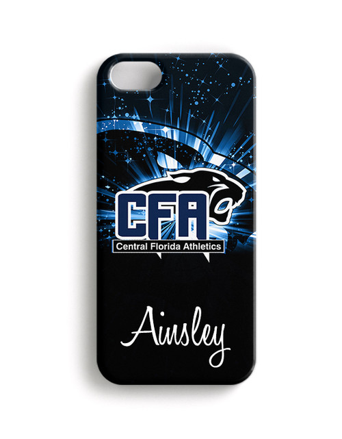 Central Florida Athletics Phone Snap on Case