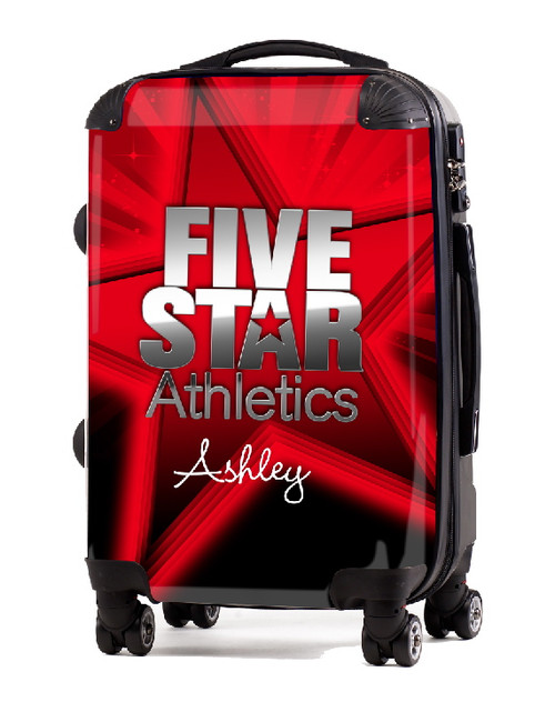 """Five Star Athletics 20"""" Carry-On Luggage"""