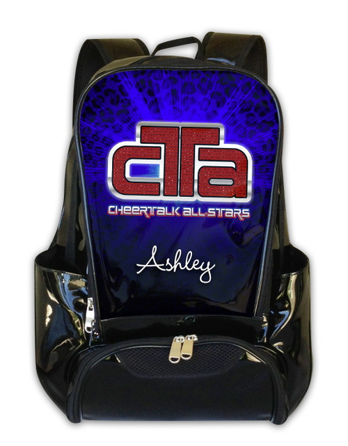 Cheer Talk All-Stars Personalized Backpack