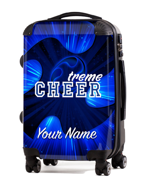"""Xtreme Cheer Connecticut 20"""" Carry-On Luggage"""