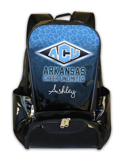ARKANSAS CHEER UNLIMITED Personalized Backpack