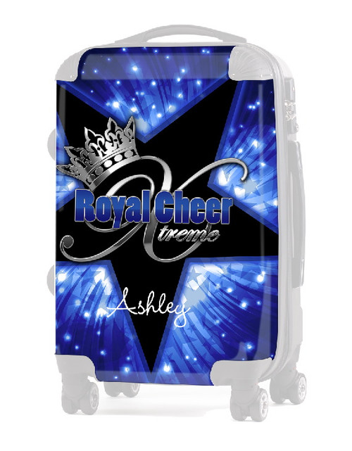 """INSERT Royal Cheer Xtreme 24"""" Carry-On Luggage"""