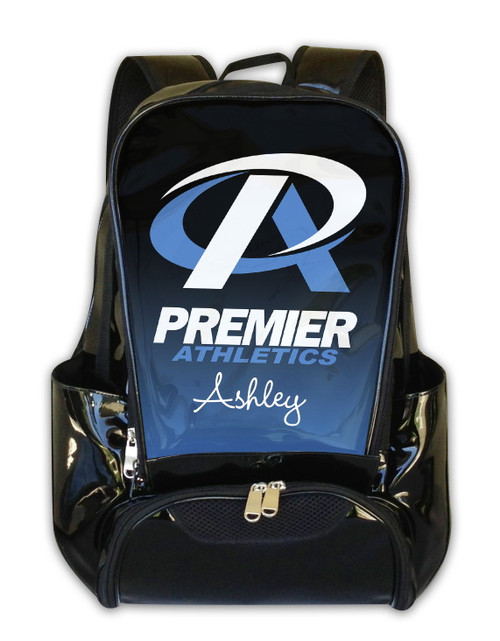 Premier Athletics Version 1-Personalized Backpack