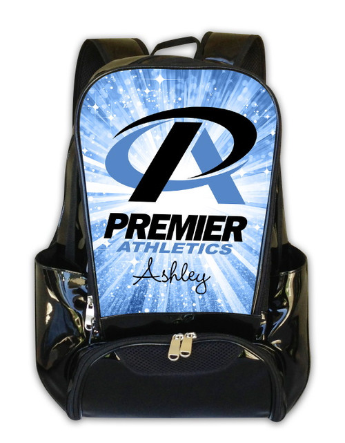 Premier Athletics Version 3-Personalized Backpack