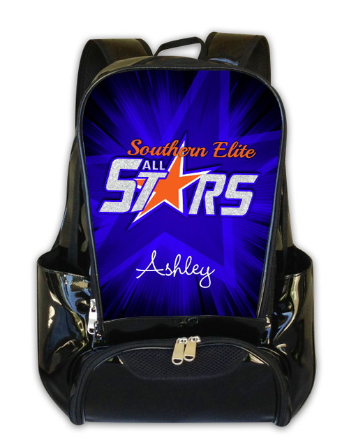 Southern Elite Allstars Logan-Personalized Backpack