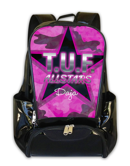 TUF All Stars-Personalized Backpack
