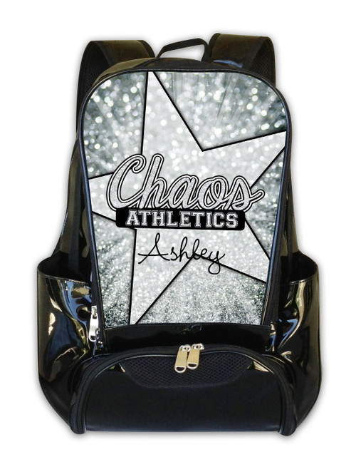Chaos Athletics -Personalized Backpack