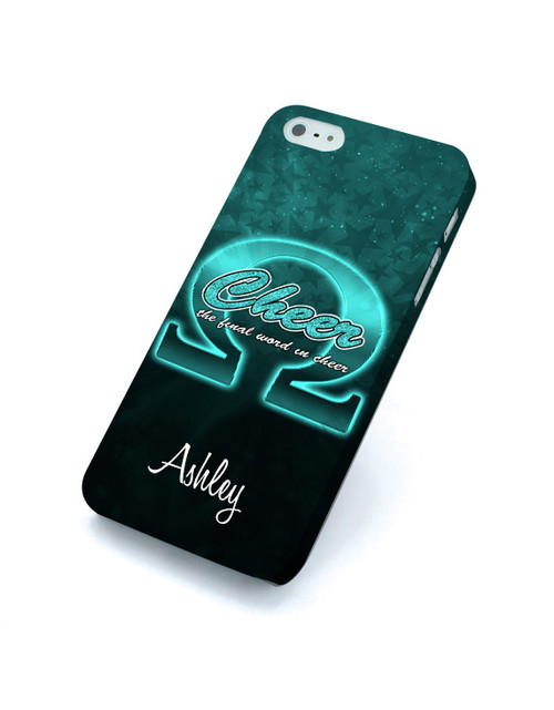Cheer Omega - Phone Snap on Case