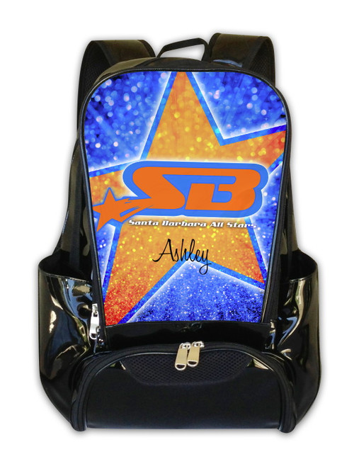 Santa Barbara All-Stars -Personalized Backpack