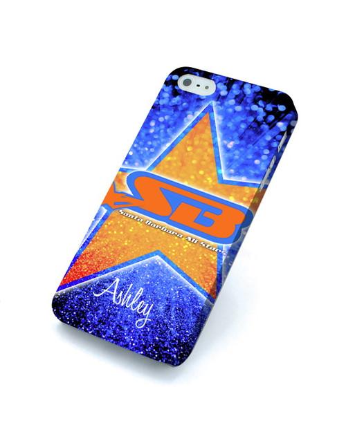 Santa Barbara All-Stars - Phone Snap on Case