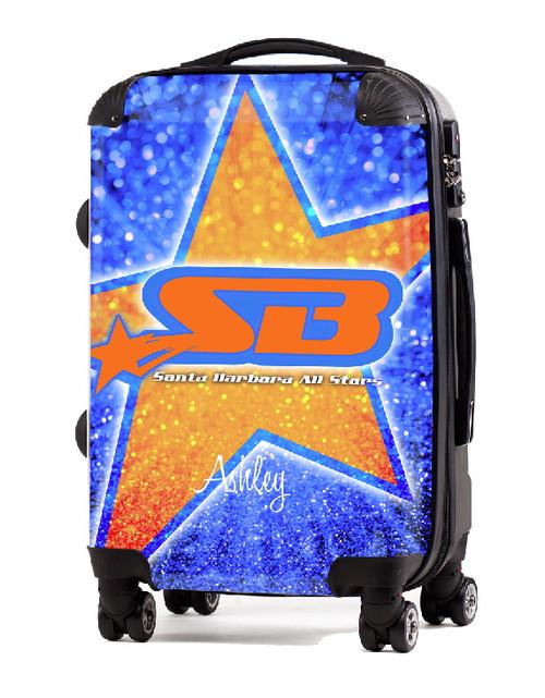 "Santa Barbara All-Stars 20"" Carry-On Luggage"