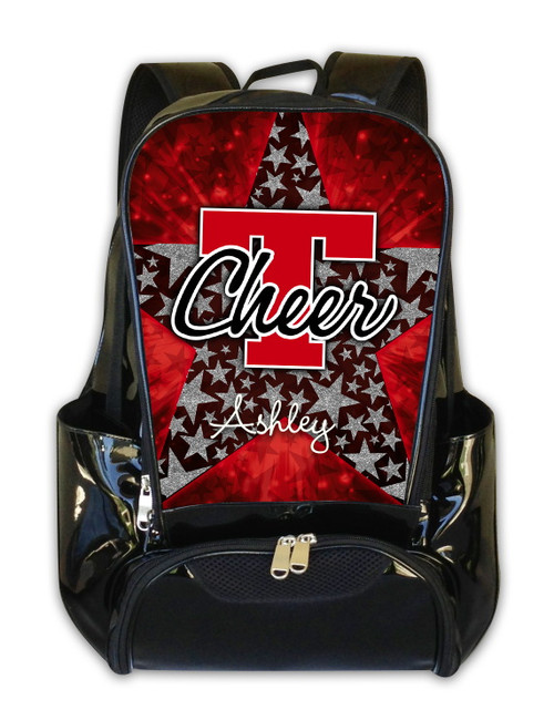 Total Cheer -Personalized Backpack