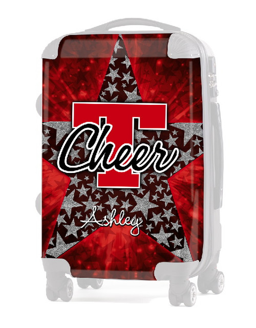 """INSERT-Total Cheer 20"""" Carry-On Luggage"""