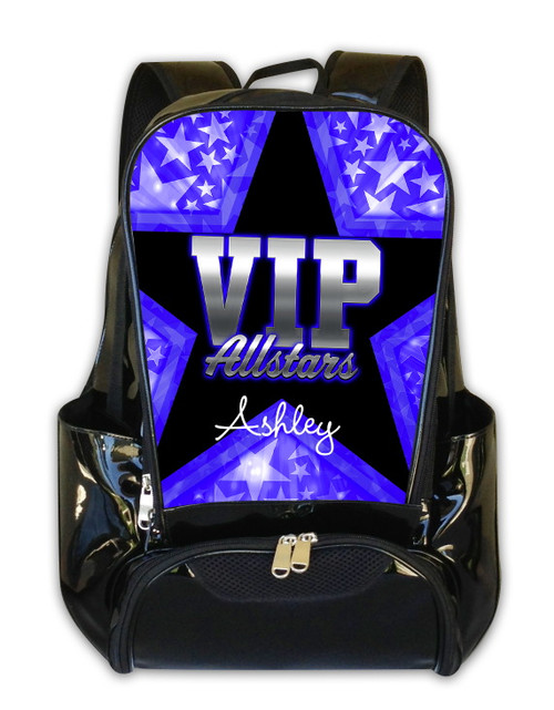 VIP Allstars-Personalized Backpack