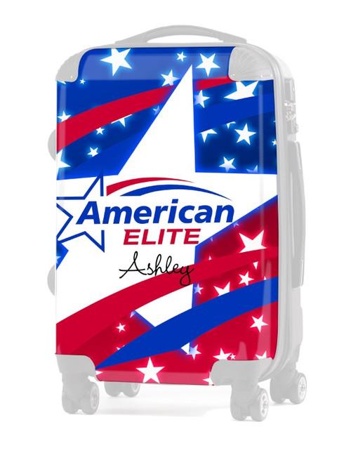 "INSERT-American Elite Cheerleading 24"" Check-in Luggage"