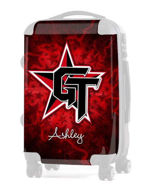"""INSERT-GymTyme All-Stars Check in Luggage 24"""""""