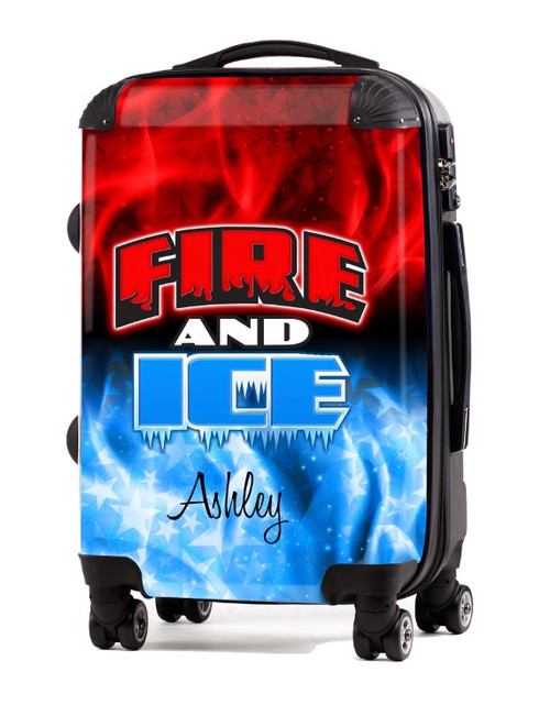 """Fire and Ice Allstar 20"""" Carry-On Luggage"""