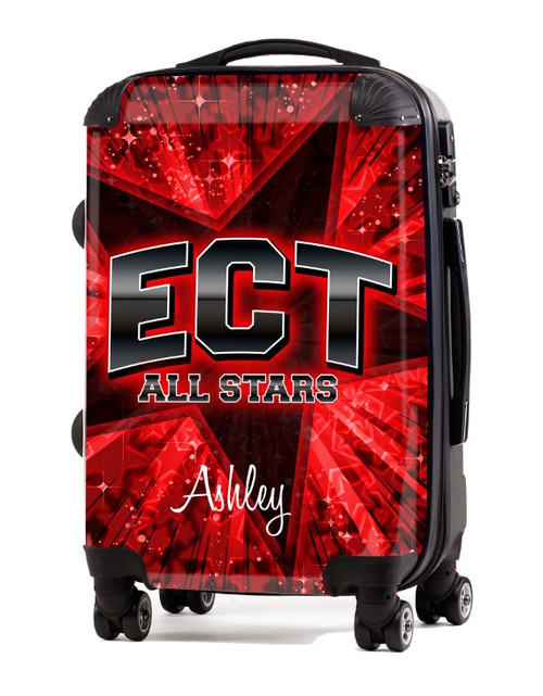 "Extreme Cheer and Tumbling 20"" Carry-On Luggage"