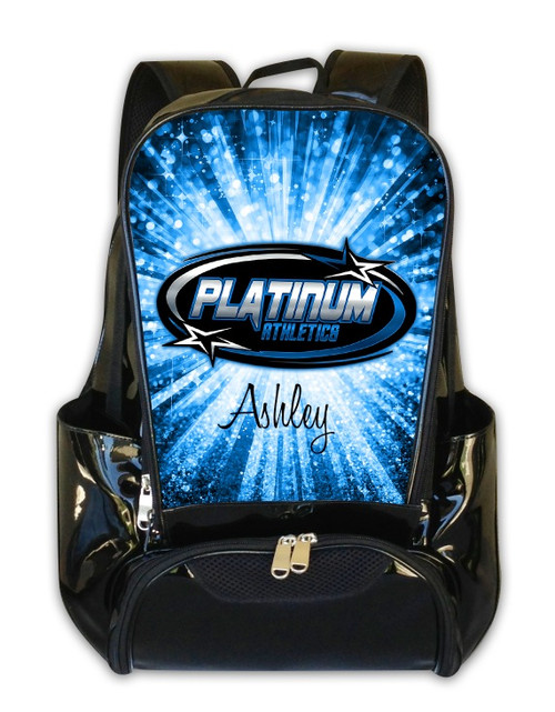 Platinum Athletics-Personalized Backpack
