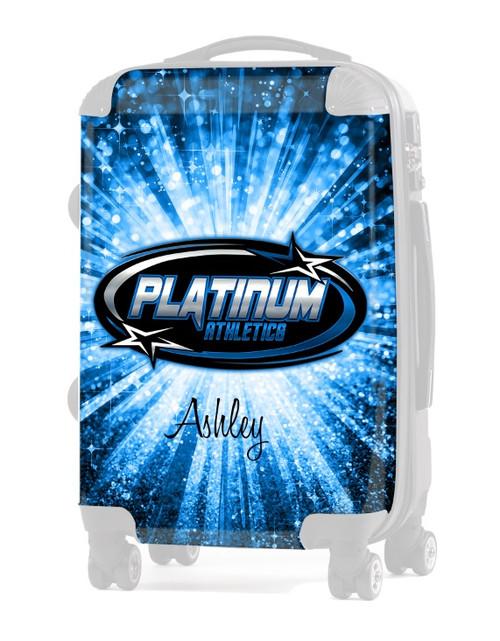 "INSERT-Platinum Athletics for Check in Luggage 24"""