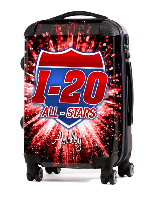 """I-20 All-Stars 20"""" Carry-On Luggage"""