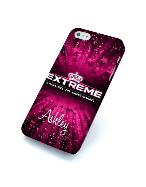 Extreme Cheer and Tumbling Texas- Phone Snap on Case