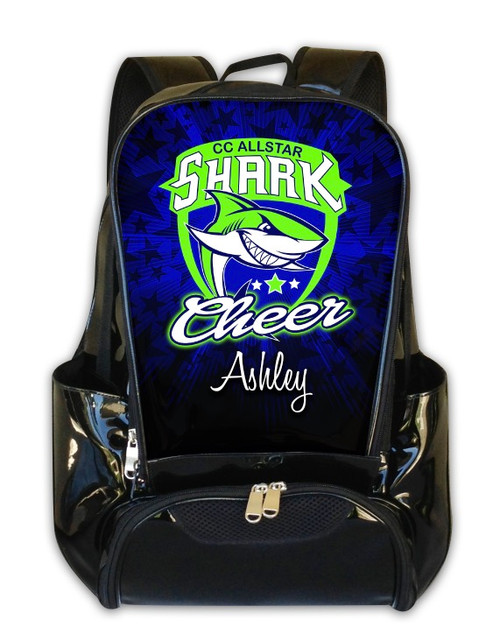 Corpus Christi Allstar Cheer-Personalized Backpack