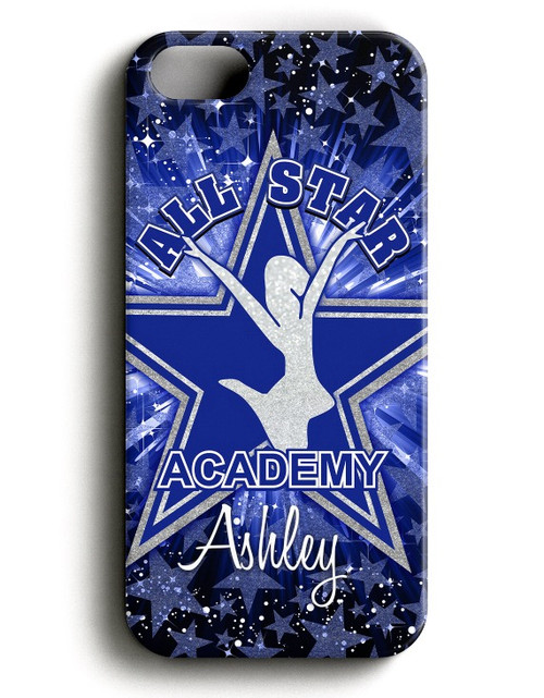 All Star Academy Texas- Phone Snap on Case